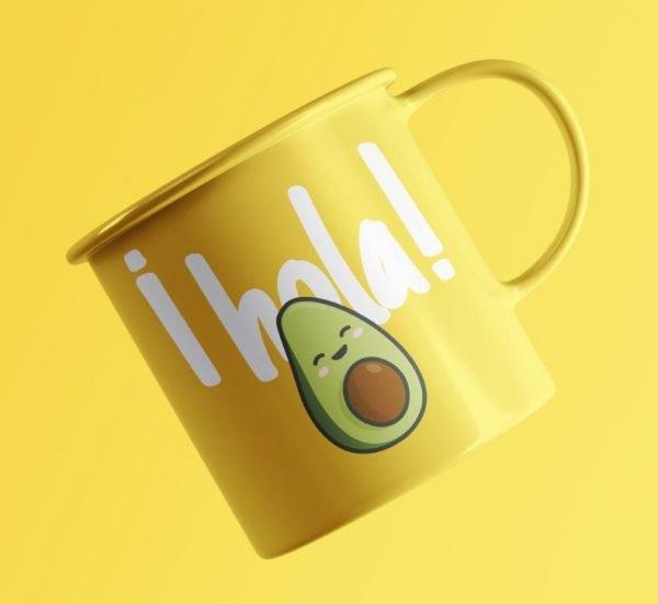 aprendele mug